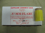 ATLAS - 37MM GREEN FLARES - 10 Flares