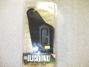 "BLACKHAWK HOLSTER (LEFT) 3-4"" MEDIUM AUTO"
