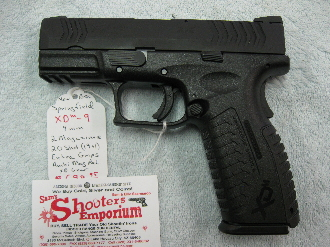 SPRINGFIELD ARMORY XDM 3.8 Inch 9MM PACKAGE - NEW