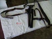 GALCO KODIAK LEATHER SHOULDER HOLSTER 460 SW