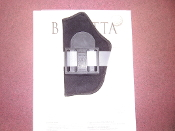 BERETTA INSIDE THE PANTS NYLON HOLSTER #f070