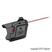RED LASER GUARD - FITS; GLOCK FULL SIZE & COMPACT DS-121