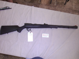 USED  Tradition Trader 50 Cal Muzzle Loader