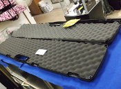 (bs) PLANO SCOPED HARD RIFLE CASE, GREAT FOR AIRLINE TRAVEL