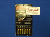 (bs) GLASER SILVER SAFETY SLUG 38 SUPER AUTO 80gr