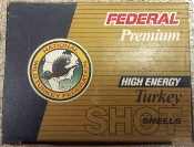 FEDERAL PREMIUM HIGH ENERGY TURKEY SHOT 12GA