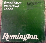 REMINGTON MAGNUM STEEL 12GA WATERFOWL LOADS