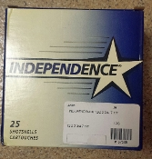 INDEPENDENCE 12GA SHOTSHELLS