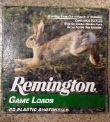 REMINGTON 12 GA GAME LOADS