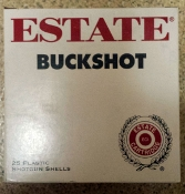 ESTATE BUCKSHOT 12GA 2 3/4""