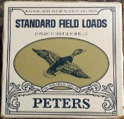 PETERS STANDARD 20GA FIELD LOADS