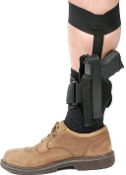 BLACKHAWK! ANKLE HOLSTER (10) L