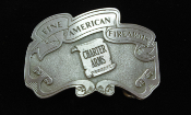 CHARTER ARMS BELT BUCKLE