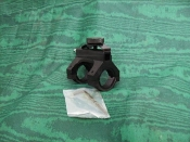 AR15-M16 SCOPE MOUNT - 1 INCH INSERT SHORT