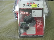 WILLIAMS FIRE SIGHTS - FIBER OPTIC SIGHTS RIFLE BEAD 375M