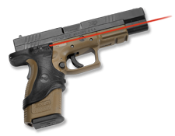 CRIMSON TRACE LG-446 SPRINGFIELD XD9 XD40 LASER GRIPS