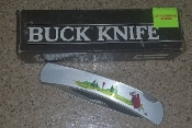 BUCK VIP GOLFER KNIFE