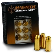 MAGTECH GUARDIAN GOLD 40 S&W 180 GR