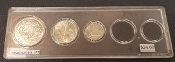 1958 CANADIAN MINT COIN SET