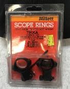 Millett Scope rings