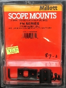 Millett Scope Mount Bases