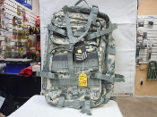 East West Camo Backpack w/ Molle (large)