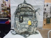 East West Camo Backpack w/ Molle (medium)