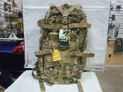 East West Camo Backpack w/ Molle (small)
